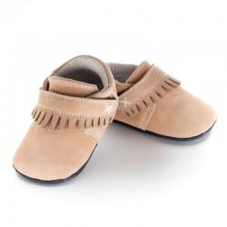 Chaussures souples cuir Duncan
