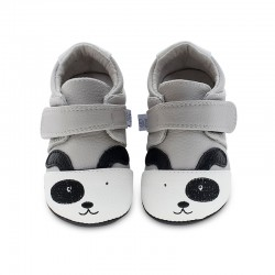 Chaussures souples cuir Haruki