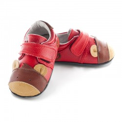 Chaussures souples cuir Billy