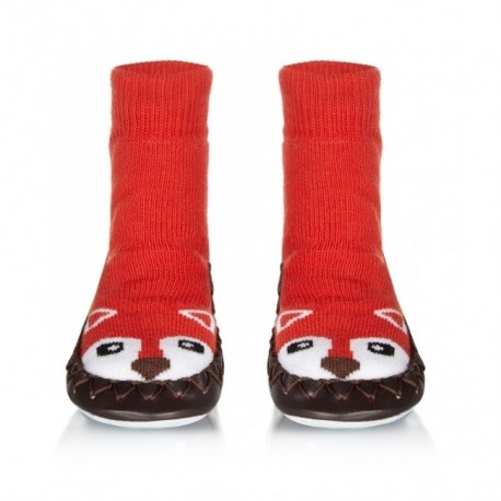Chaussons Chaussettes Mr. Fox