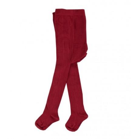 Collants coton bio Cassis