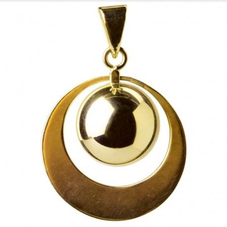 Bola Ring Gold