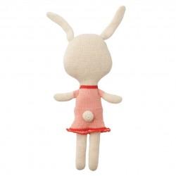 Doudou coton bio Rita Rabbit