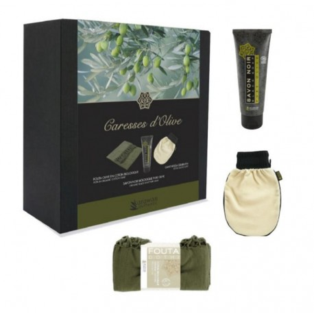 Coffret Caresses d'Olive