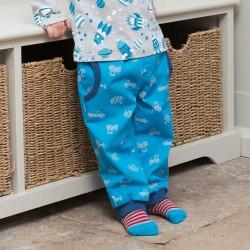 Pantalon coton bio Transports