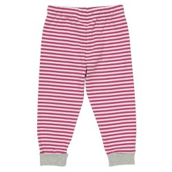 Pantalon coton bio Stripy
