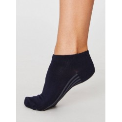 Socquettes bambou Navy