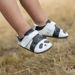 Chaussures souples cuir Flynn