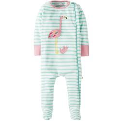 Pyjama coton bio Flamant Rose