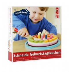 gâteau anniversaire a decouper