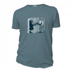 Tee-shirt coton bio Le Prix du Silence S