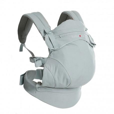 Porte bebe flexia en coton bio