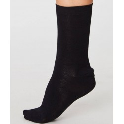 Chaussettes bambou Black
