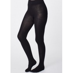 Collants bambou Noir
