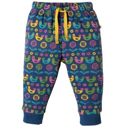 Pantalon coton bio Scandi Birds