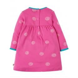 Robe coton bio Snowball