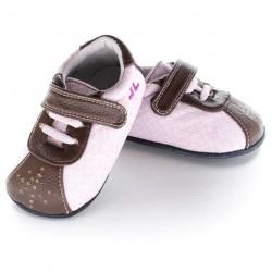 Chaussures souples cuir Gracie