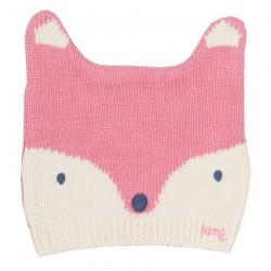 Bonnet coton bio Foxy Rose 1-2 Ans