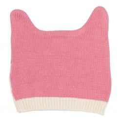Bonnet coton bio Foxy Rose
