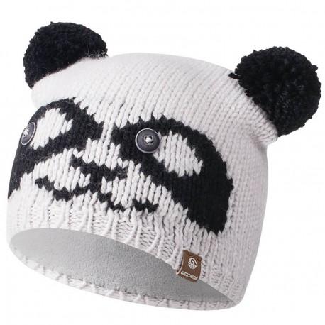 Bonnet coton bio Panda