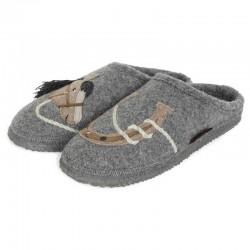 Chaussons laine Nomborn