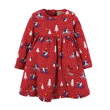 Robe coton bio Twirly
