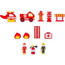 Coffret Caserne des Pompiers