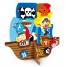 Bateau Pirate à Enfiler