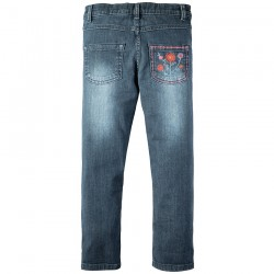 Jeans coton bio Jilly Light