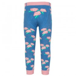 Leggings coton bio Roses