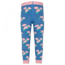 Leggings coton bio Roses