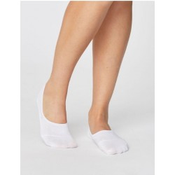 Micro Chaussettes bambou White