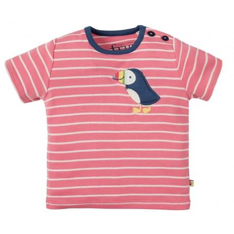 T-shirt coton bio Wilbur