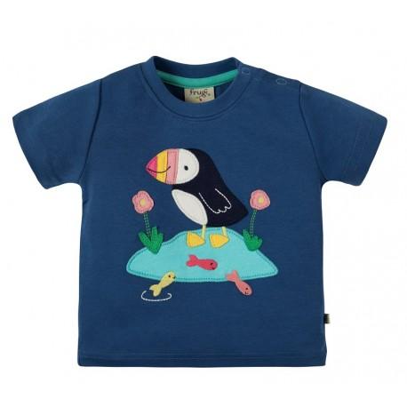 T-shirt coton bio Little Puffin