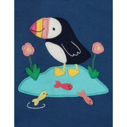 T-shirt coton bio Little Puffin