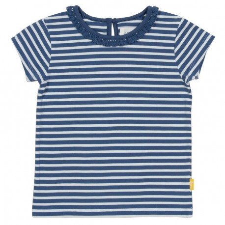 Top coton bio Mini Stripy