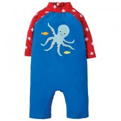 Combinaison anti-uv UPF50+ Octopus 3-6 Mois