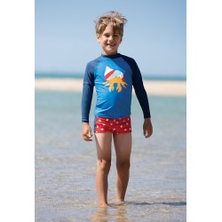 Maillot de bain anti-uv UPF 50+ Pool