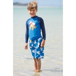 Short de bain anti-uv UPF50+ Playa