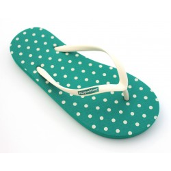 Tongs latex vegetal Seychelles