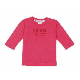 Top bébé idéo concept rose