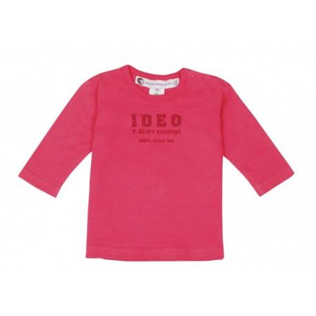 Top bébé idéo concept rose