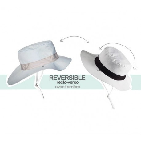 Chapeau Anti-UV Reversible Kapel Sky