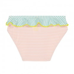 Slip de bain Anti-UV Striped