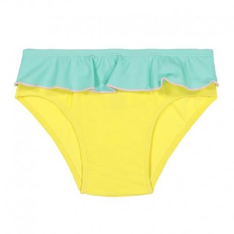Slip de bain Anti-UV Yellow