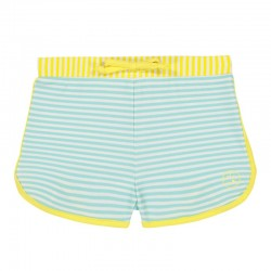 Short de bain Anti-UV Stripe