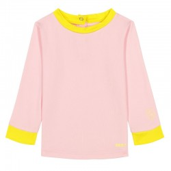 Tee-shirt Anti-UV Pop Pink