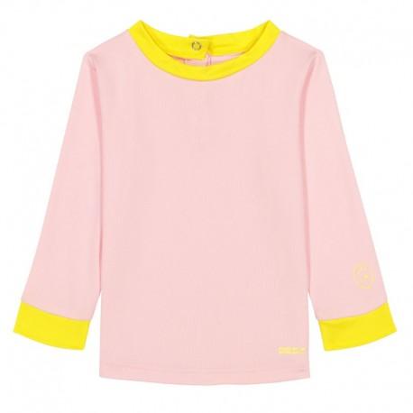 Tee-shirt Anti-UV Pop Pink