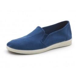 Slippers coton bio Azul