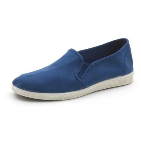 slippers en coton bio